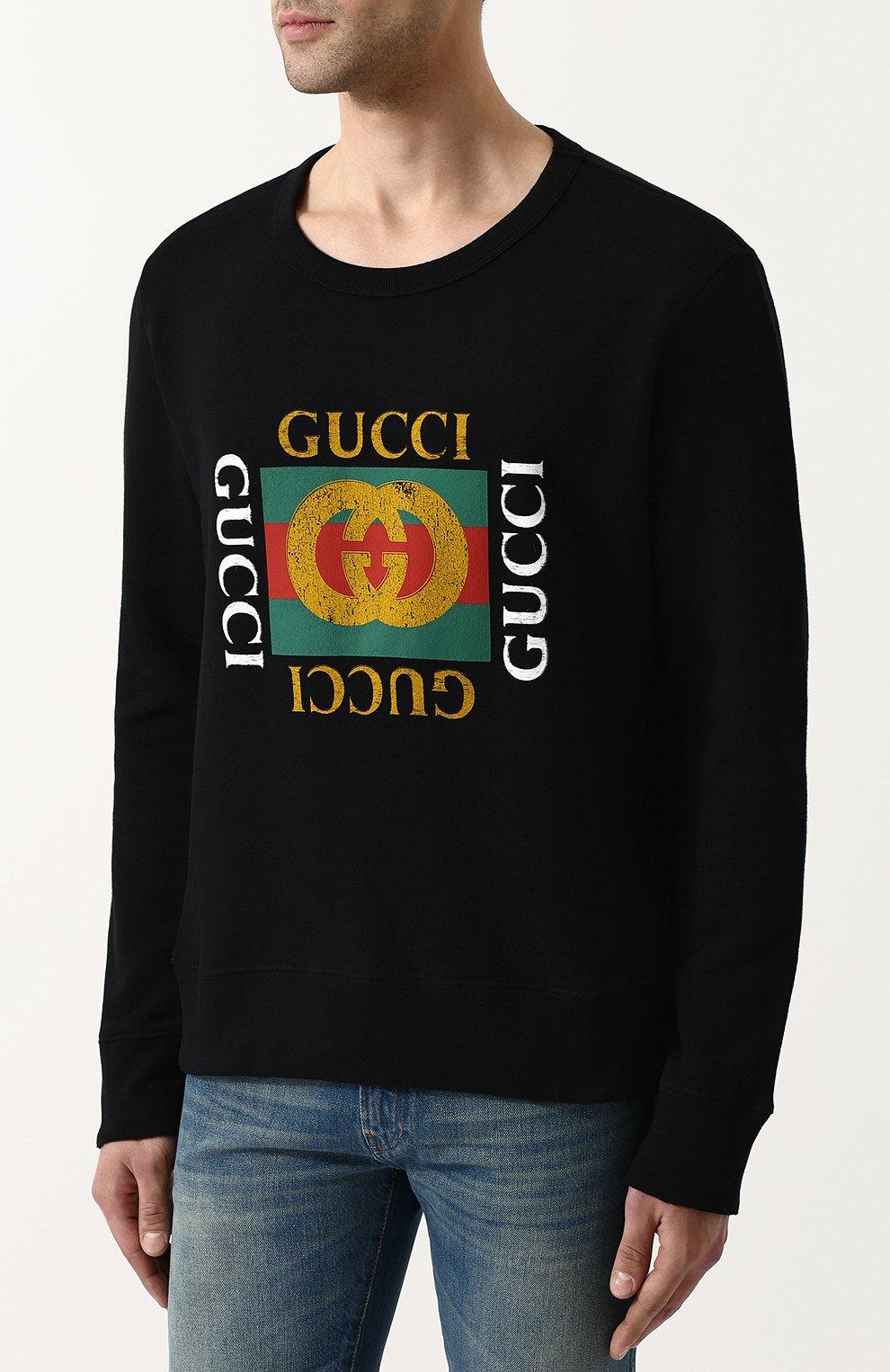 f73c6bca391a Мужская одежда Gucci по цене от 23 050 руб. купить в интернет-магазине ЦУМ