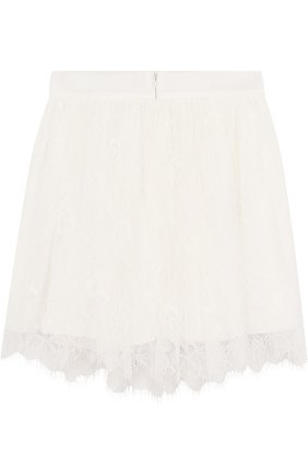Многослойная кружевная юбка | Фото №2
