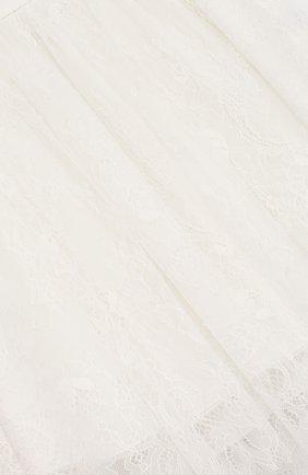 Многослойная кружевная юбка | Фото №3
