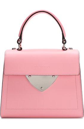 Сумка B14 Design Coccinelle розовая | Фото №1
