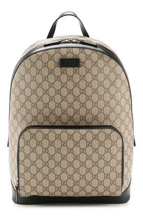 Текстильный рюкзак GG Supreme | Фото №1