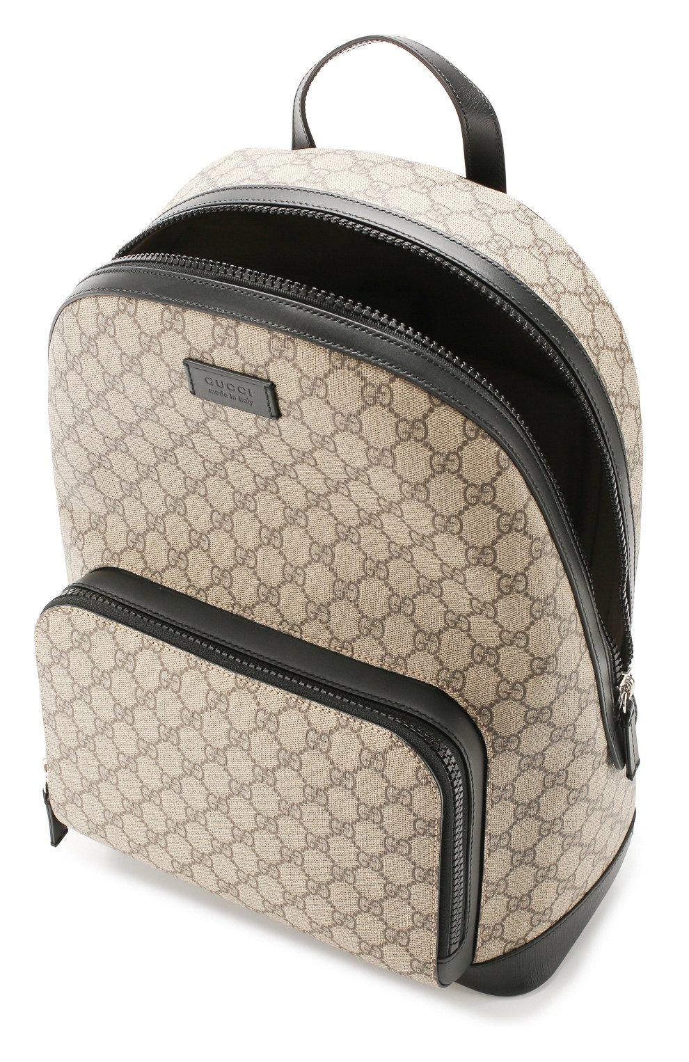 Мужские рюкзаки Gucci по цене от 50 800 руб. купить в интернет-магазине ЦУМ cc04240b6f3d2
