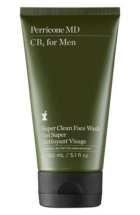 Интенсивно очищающий гель CBx for Men Perricone MD | Фото №1