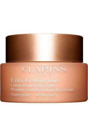 Женского регенерирующий дневной крем против морщин extra-firming jour CLARINS бесцветного цвета, арт. 80033510 | Фото 1