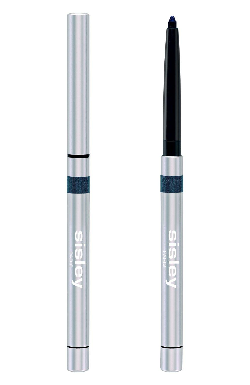 Водостойкий карандаш для глаз Phyto-Khol Star, оттенок № 7 Мистический синий   Фото №1
