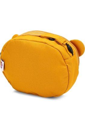 Детская сумка с декоративной отделкой AFFENZAHN желтого цвета, арт. AFZ-FSB-002-001 | Фото 2