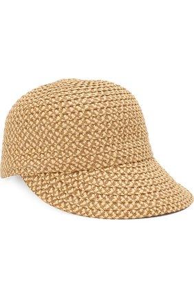Плетеная кепка   Фото №1