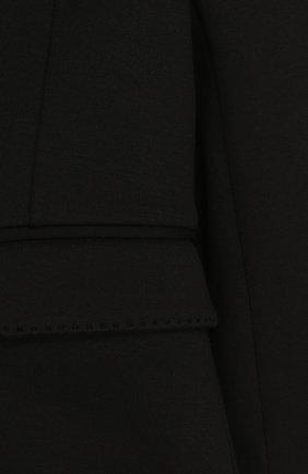 Пиджак из хлопка на двух пуговицах | Фото №3