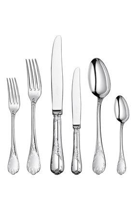 Мужского набор из 36 предметов marly CHRISTOFLE серебряного цвета, арт. 00038836 | Фото 1
