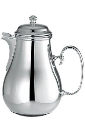 Кофейник albi CHRISTOFLE серебряного цвета, арт. 04174080 | Фото 1