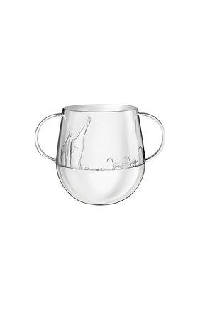 Мужского чашка с ручками savane CHRISTOFLE серебряного цвета, арт. 04260635   Фото 1