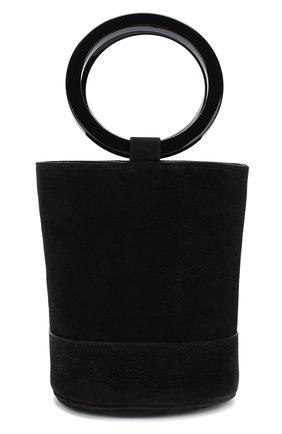 Сумка Bonsai 20 Simon Miller черная цвета | Фото №1