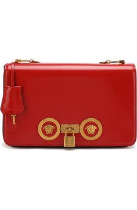 Женская сумка tribute  VERSACE красного цвета, арт. DBFG303/DV2T | Фото 1