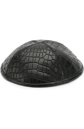 Шляпа из кожи крокодила | Фото №1