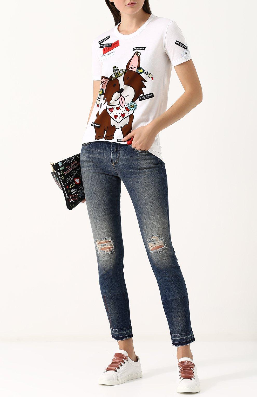 de1052f47070 Женские белые кожаные кеды stripy с логотипом бренда на шнуровке ...