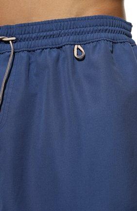 Плавки-шорты с карманами | Фото №4