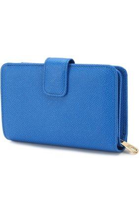 Портмоне Dolce & Gabbana синего цвета | Фото №2