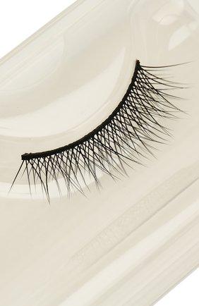 Женские накладные ресницы fake eye lash 07 n soft cross SHU UEMURA бесцветного цвета, арт. 4935421351706 | Фото 2
