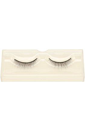 Женские накладные ресницы fake eye lash 10 natural volume 01 SHU UEMURA бесцветного цвета, арт. 4935421370134 | Фото 2