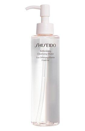 Освежающая очищающая вода Shiseido | Фото №1