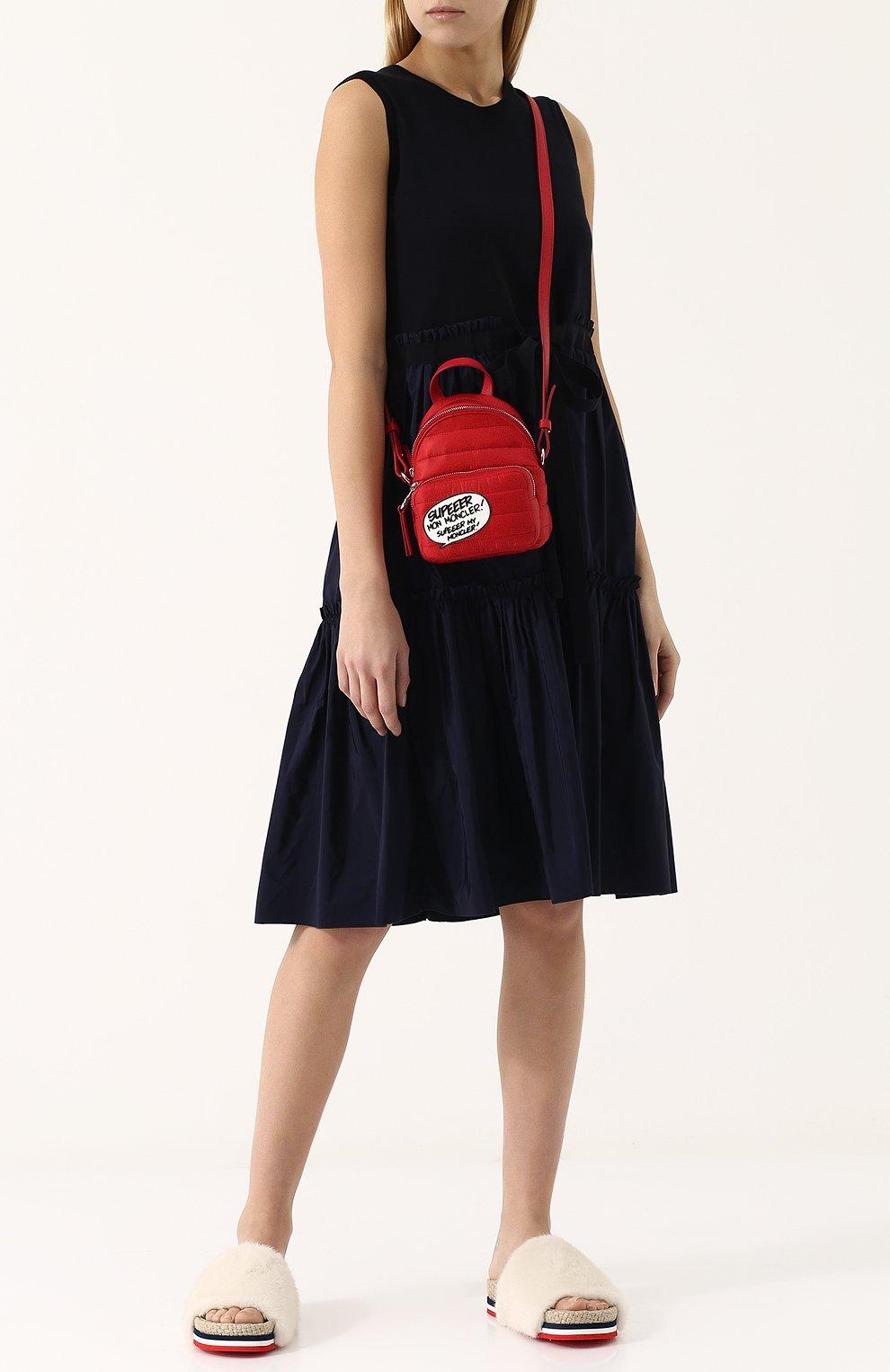 Рюкзак с аппликацией | Фото №2