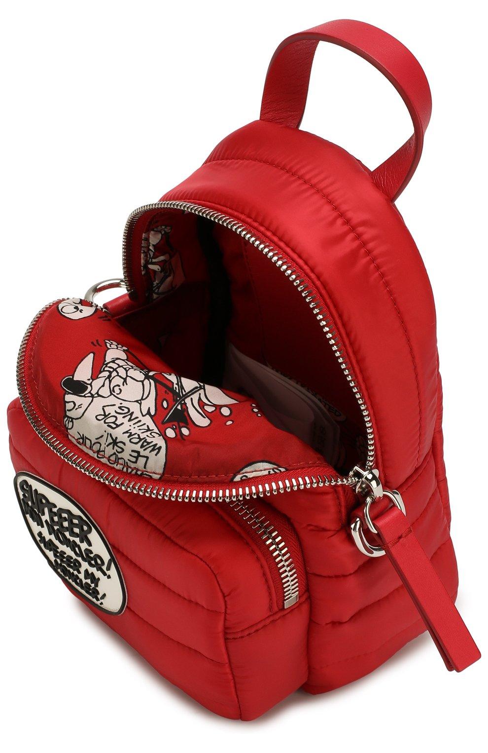 Рюкзак с аппликацией | Фото №4