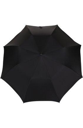 Складной зонт с фигурной ручкой | Фото №1