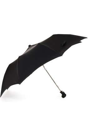 Складной зонт с фигурной ручкой | Фото №2