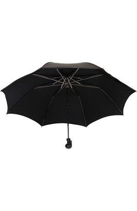 Складной зонт с фигурной ручкой | Фото №3