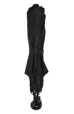 Складной зонт с фигурной ручкой | Фото №4