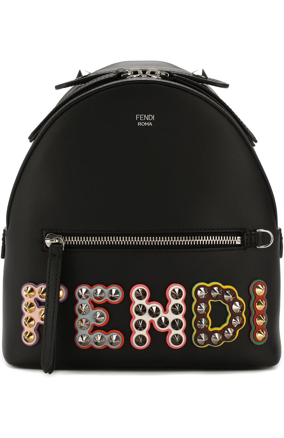 Рюкзак с декоративной отделкой   Фото №1
