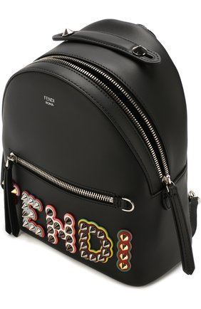 Рюкзак с декоративной отделкой   Фото №4