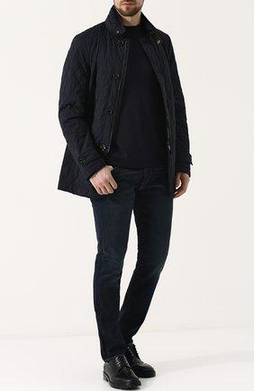 Стеганая куртка на молнии с воротником-стойкой Moorer #color# | Фото №1