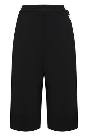 Укороченные хлопковые брюки | Фото №1