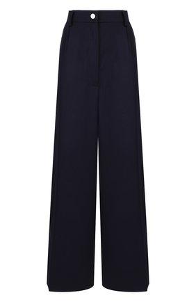 Укороченные шерстяные брюки | Фото №1
