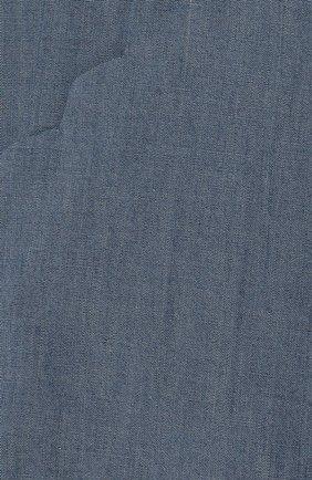 Детские хлопковые шорты с фестонами TARTINE ET CHOCOLAT голубого цвета, арт. TL26011/2A-3A | Фото 3