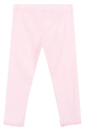 Хлопковые брюки с оборками | Фото №2