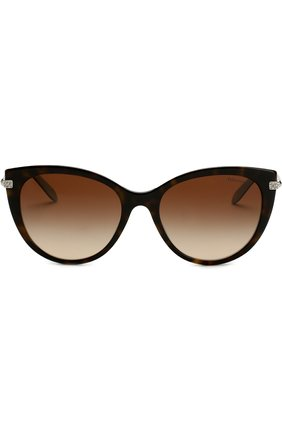 Женские солнцезащитные очки TIFFANY & CO. разноцветного цвета, арт. 4143B-81343B | Фото 3