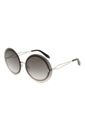 Женские солнцезащитные очки VICTORIA BECKHAM серого цвета, арт. S128 C02   Фото 1