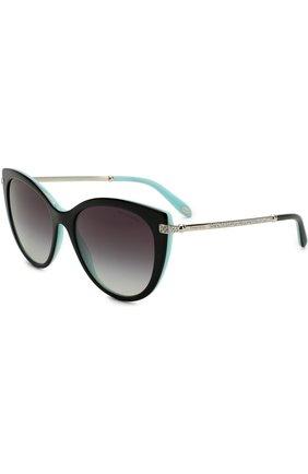 Солнцезащитные очки Tiffany & Co. разноцветные | Фото №1