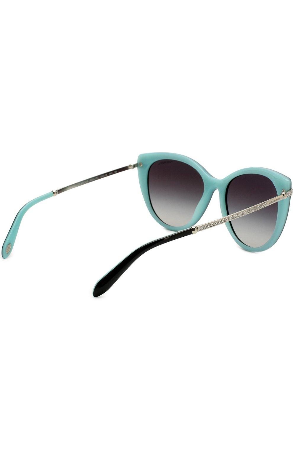 Солнцезащитные очки Tiffany & Co. разноцветные | Фото №4