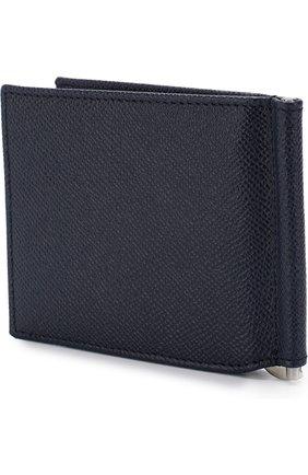 Кожаный зажим для купюр с отделениями для кредитных карт | Фото №2