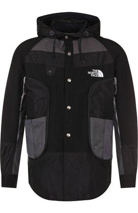 Утепленная куртка Junya Watanabe x The North Face | Фото №1