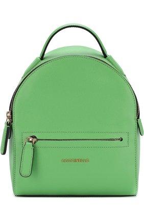 Рюкзак Clementine Coccinelle зеленый | Фото №1