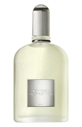 Мужской парфюмерная вода grey vetiver TOM FORD бесцветного цвета, арт. T0J7-01 | Фото 1