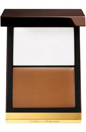 Женский набор для моделирования лица shade & illuminate intensity one TOM FORD бесцветного цвета, арт. T0PL-01 | Фото 1