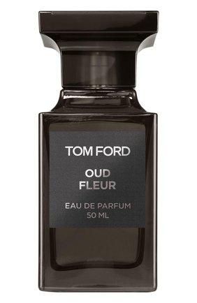Женский парфюмерная вода oud fleur TOM FORD бесцветного цвета, арт. T27E-01   Фото 1