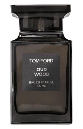 Женский парфюмерная вода oud wood TOM FORD бесцветного цвета, арт. T1XG-01   Фото 1