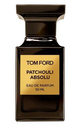 Женский парфюмерная вода patchouli absolu TOM FORD бесцветного цвета, арт. T2LW-01   Фото 1