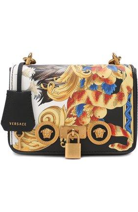 Женская сумка tribute VERSACE разноцветного цвета, арт. DBFG305/DV2BB | Фото 1